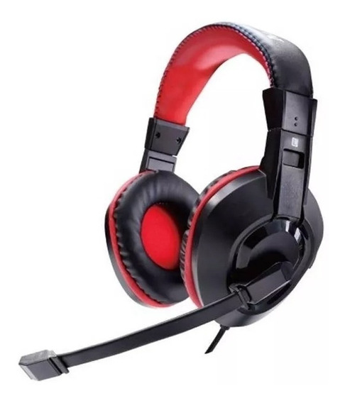 Fone Profissional Gamer Gaming Headset Mic Ps3 Ps4 Pc Note