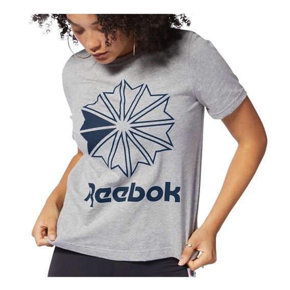 Remera Reebok Big Logo Graphic Mujer