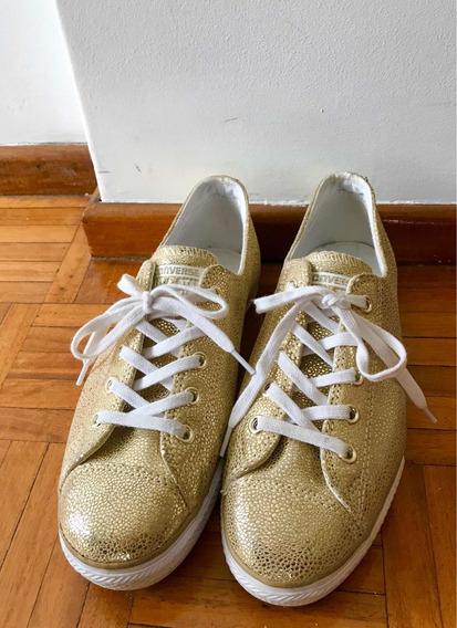 Zapatillas Converse Chuck Taylor High Line Meta Mujer