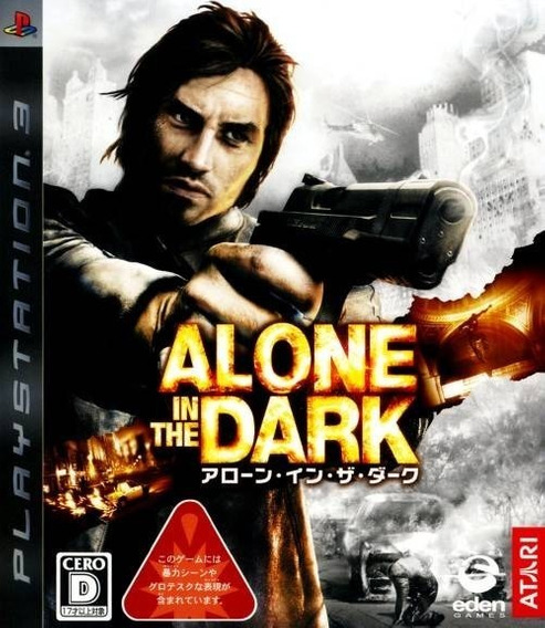 Alone In The Dark | Ps3 / Playstation 3 M. Fisica