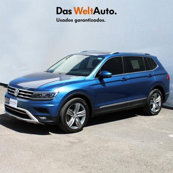 Volkswagen Tiguan 2018 Highline Aut Azul