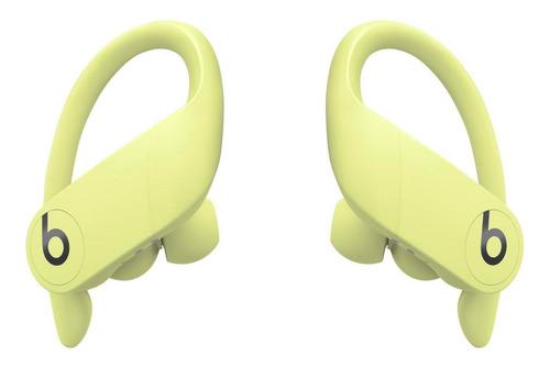 Imagen 1 de 9 de Auriculares Inalámbricos Powerbeats Pro Color Amarillo