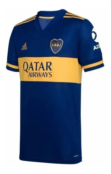 Camiseta Boca Jrs 2020 Titular Y Alternativa Original