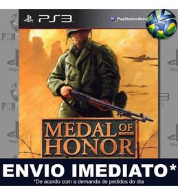 Medal Of Honor (psone Classic) Ps3 Midia Digital Envio Agora