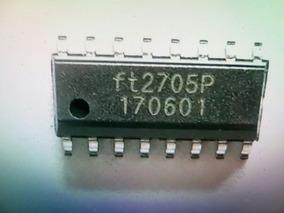 Ci Smd Ft2705p Sop-16 Original Kit (10) Peças