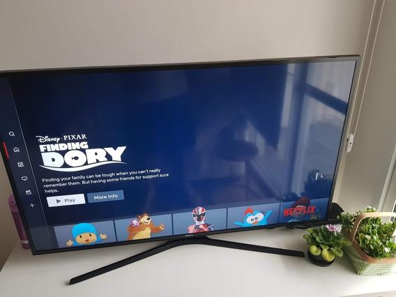 Tv 4k Samsung Mu6100 49
