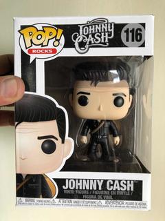 Funko Pop Rocks Johnny Cash #116 Original