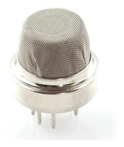 Sensor De Gás Mq-2 Glp Natural E Fumaça - Para Arduino, Pic