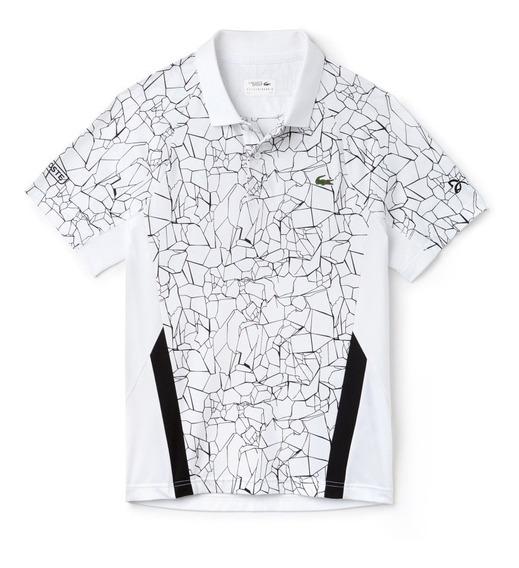 Lançamento! Camiseta Pólo Lacoste Sport Djokovic 2019