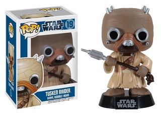Funko Pop! Star Wars- Tusken Raider 19. Disney
