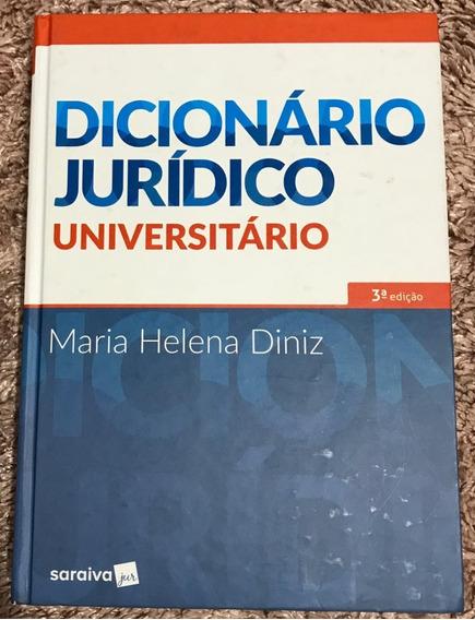 Dicionário Jurídico Universitário