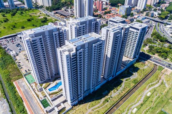Apartamento Residencial Para Venda, Campestre, Santo André - Ap5861. - Ap5861-inc