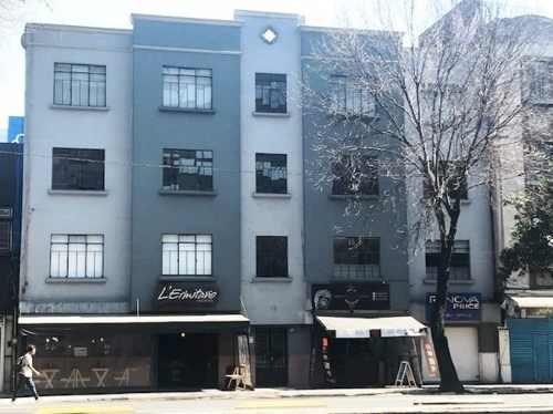 Oficina Renta Insurgentes Norte 40 M2 Primer Piso