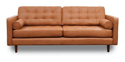 Sofa Piel Genuina 100% - Noruega