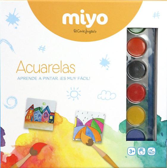 Kit Para Pintar Acuarela En Mercado Libre México