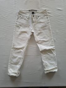 36f1a9c5cc Pantalon Blanco Para Mujer Talla 3 Refuge