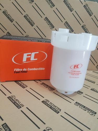 Filtro Gasolina Toyota Yaris 00-05/celica 23300-23030