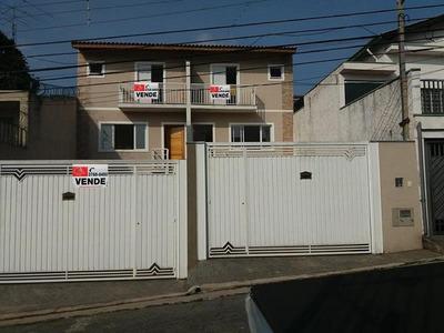 Sobrado Residencial À Venda, Jardim Monte Kemel, São Paulo. - So0723