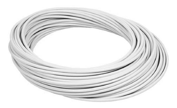 Alambre Visillo Espiral Cable Cortinas Resorte Forrado Pvc