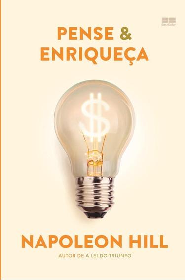 Pense & Enriqueça + Capa Dura - Edição Exclusiva Saraiva