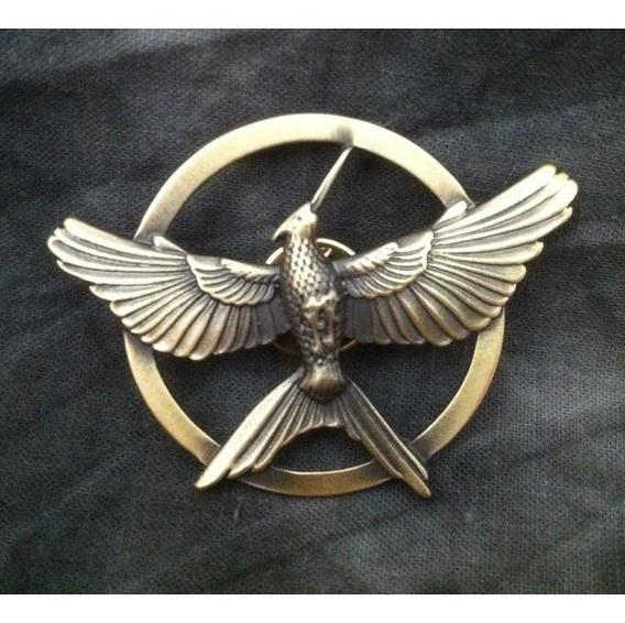 Hunger Games Pin Sinsajo Parte 1 (en Vuelo Mockingjay)