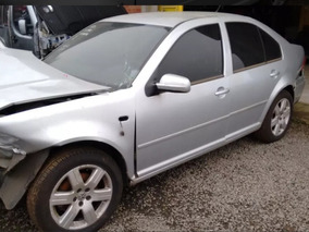 Oportunidad Volkswagen Bora 2.0 Chocado X Partes