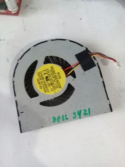 Ventiladores Fan Cooler Laptops Dell Inspiron 3421 Y N4050