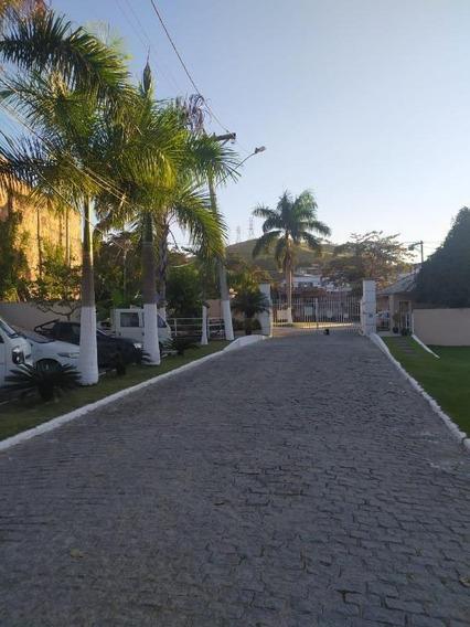 Casa Em Condomínio Para Venda No Condomínio Oceânica, 3 Quartos, 1 Suíte, 2 Vagas. - Ca0664