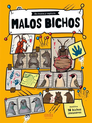 Malos Bichos - Álbum - Ideaka