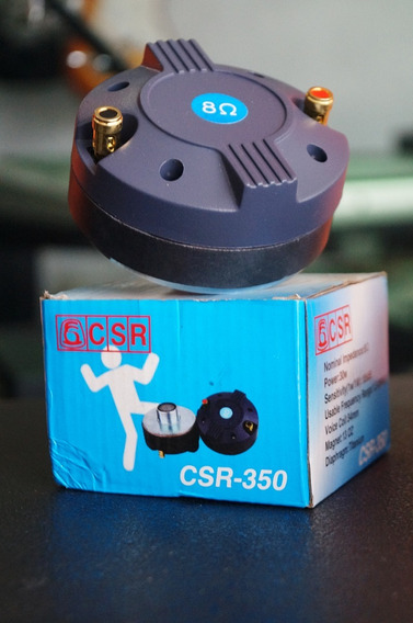 Drive De Titanium Csr 350 - Melhor Preço Do Mercado