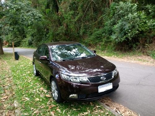 Kia Cerato 2011 1.6 Sx3 Aut. 4p 126 Hp