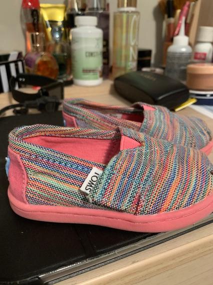 Zapato Toms Originales