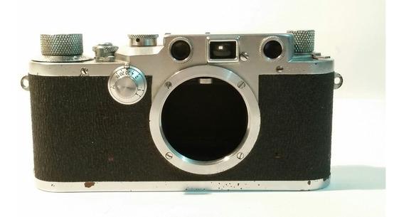 Cámara Leica Iiic De 1949. Operativa 100%