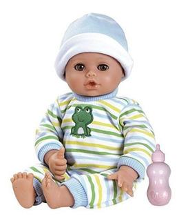 Muñeca Adora Playtime Baby Boy, Little Prince, Muñeca De Jug
