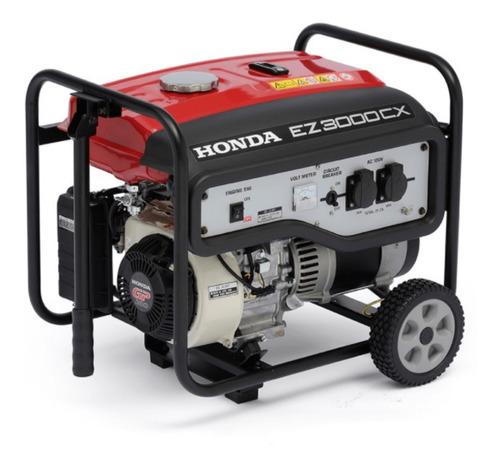 Gerador Honda Ez3000cx 220v Monofásico Gasolina