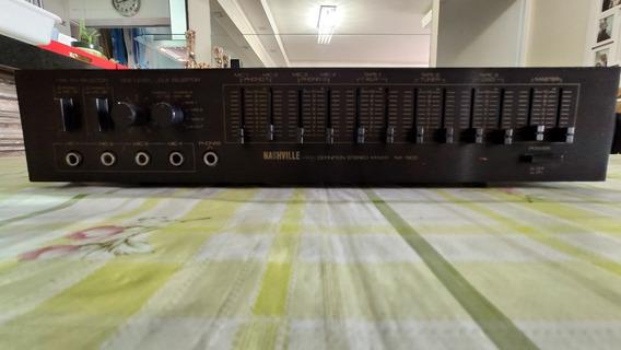 Mixer Nashville - Nx1900 - Raridade - Oportunidade Única