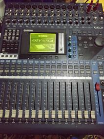 Mesa De Som Digital - Yamaha 01v96