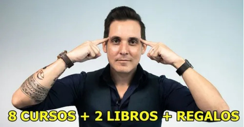 Super Pack Mauricio Benoist - 8 Cursos Y Sus Libros + Regalo