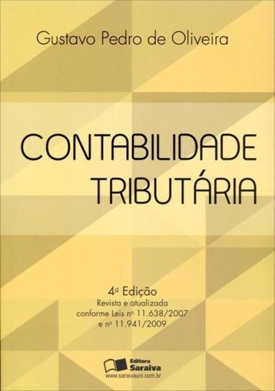 Contabilidade Tributaria - 4º Ed