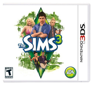 The Sims 3 - Nintendo 3ds Up Shop