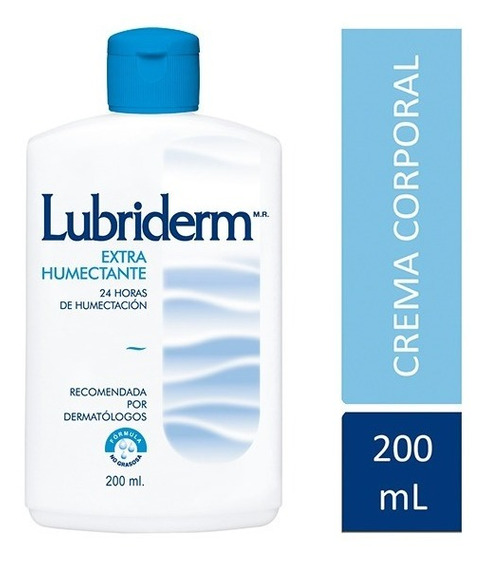 Crema Lubriderm Extra Humectante 200ml