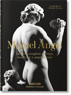 Miguel Angel La Obra Completa Pintura Escultura Y Arquite...