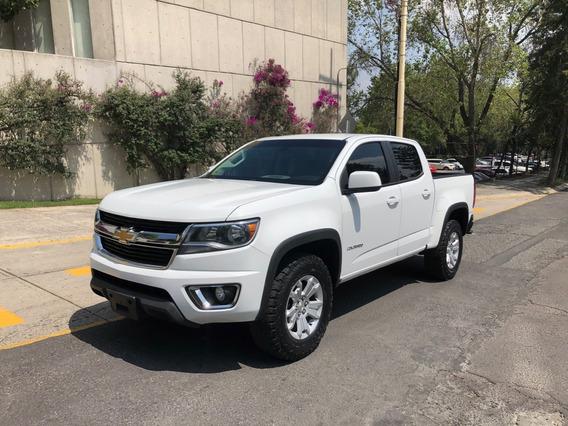 Pick Up Chevrolet Colorado 2016 Doble Cabina Excelente!