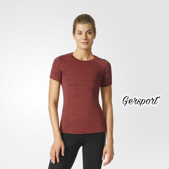 Remera adidas Performance Mujer. Gersport.