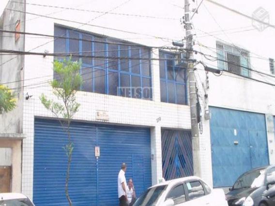 Predio Comercial Para Locação No Bairro Cidade Mae Do Ceu, 0 Dorm, 0 Suíte, 3 Vagas, 600 M - 574