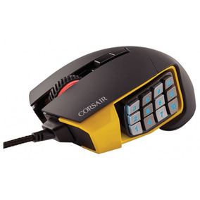 Mouse Corsair Gaming Óptico 12000dpi Led Rgb Ch-9000091-na