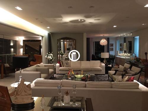 Imagem 1 de 15 de Apartamento - Campo Belo - Ref: 16586 - V-re17544