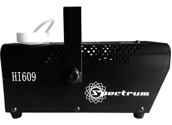 Máquina De Fumaça Spectrum 400w 110v Hi609 Controle Remoto
