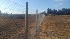 Cierres Cercos Perimetrales Parcelas Y Sitios