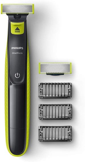 Rasuradora De Barba Recargable Philips Oneblade Qp2520/30